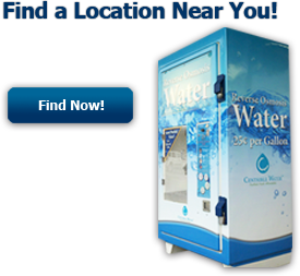 Centsible water machine